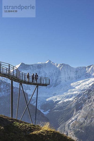 3000er,4000er,Alpen,Architektur,Aussichtsplattform,Aussichtsterrasse
