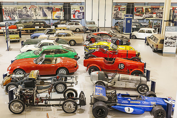 Auto,Automuseum,England,Europa,Fahrzeug,Gaydon