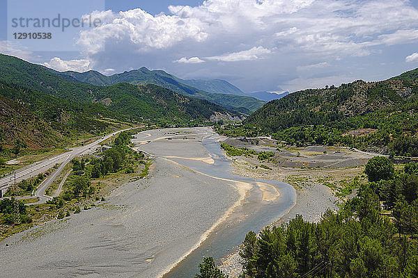 Albanien,am Tag,Anblick,Ansicht,Ausblick,Außenaufnahme
