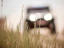 Auto ,Kinderwagen ,Aragonien
